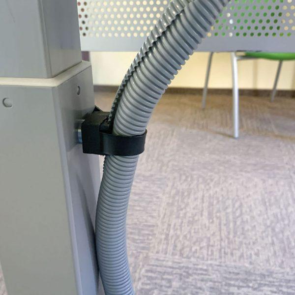 LeanCraft Uchwyt magnetyczny do kabli, przewodów, linek