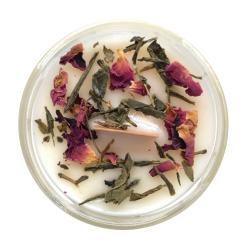 Świeca Sojowa – Zielona Herbata