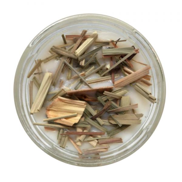 Świeca sojowa – Trawa cytrynowa