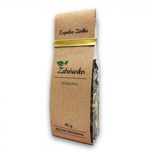 Legalne Ziółka Herbatka OnePak Zdrówko 40g
