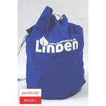 Linden Klocki Zestaw 400 szt. klocków w worku żeglarskim