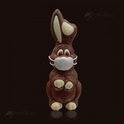 M.Pelczar Easter bunny in a mask 300g