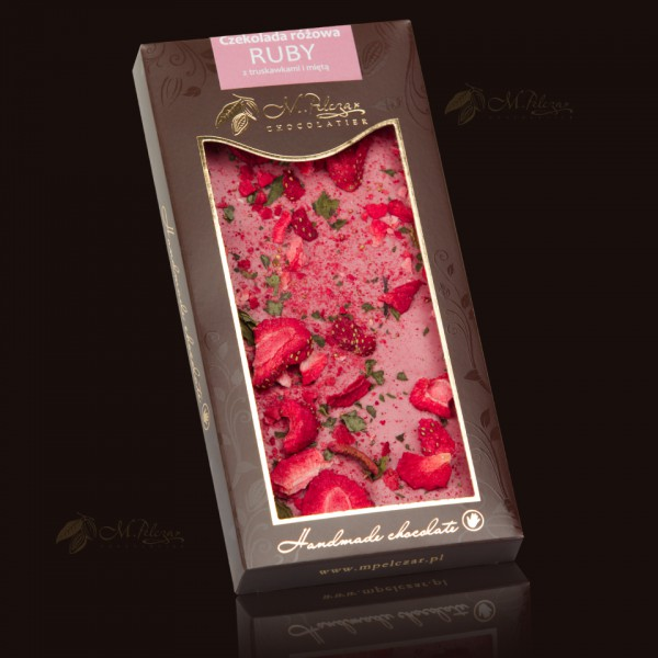 M.Pelczar chocolate