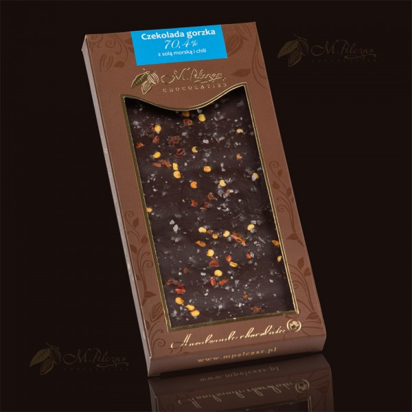 M.Pelczar chocolate