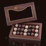 M.Pelczar Collection of truffles 21 pcs (honey, caramel, apple pie)