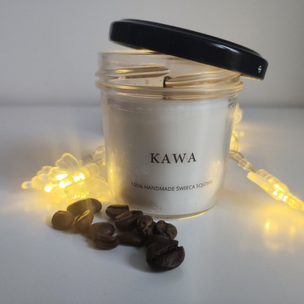 MDA Candles Coffee Soy Candle 120ml