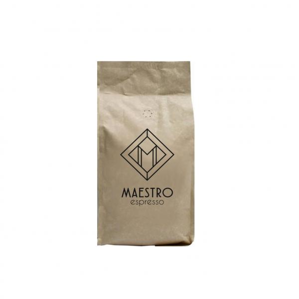 Maestro Espresso Fresh Italian Style 1 kg ziarno