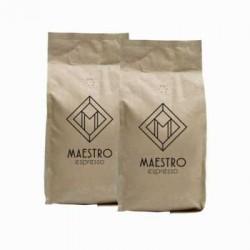 Maestro Espresso WORLD COFFEE - OPAL blend grain