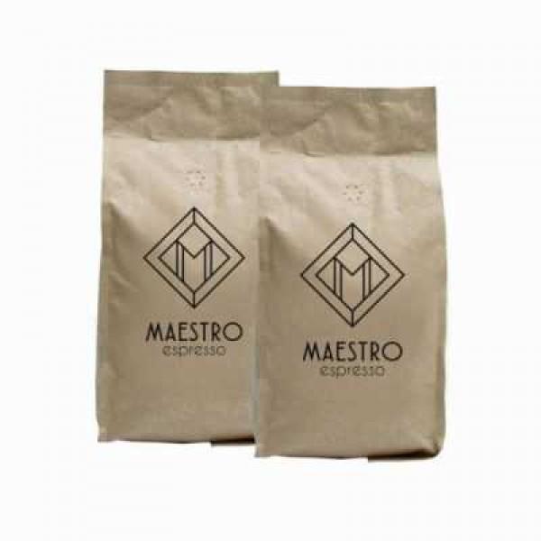 Maestro Espresso WORLD COFFEE - No.113 blend grain