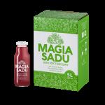 Magia Sadu Sok Jabłko–Malina karton 5l