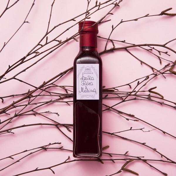 Manufaktura Cieleśnica Syrop Owoce Dzikiej Róży z Maliną