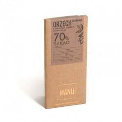 Manufaktura Czekolady Czekolada MANU orzech nerkowca 70% kakao 60g