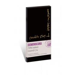 Manufaktura Czekolady Czekolada Dominikana GC 70% kakao 50g