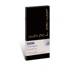 Manufaktura Czekolady Czekolada Ghana GC 70% kakao 50g
