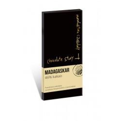 Manufaktura Czekolady Czekolada mleczna Madagaskar 46% kakao 50g