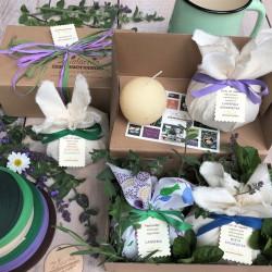Manufaktura Zielarnia Naturalne zioła do kąpieli – relaks z KOCIMIĘTKĄ (zestaw)
