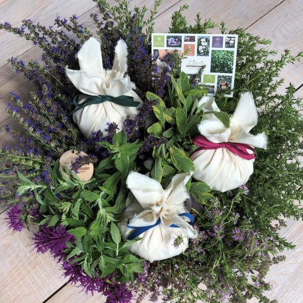Manufaktura Zielarnia Bath herbs antiseptic - antiviral - cleansing