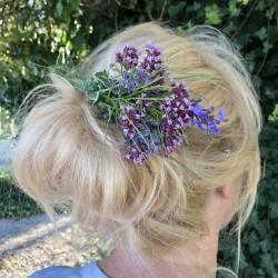 Manufaktura Zielarnia Zioła do płukania włosów zniszczonych – tonik ziołowy