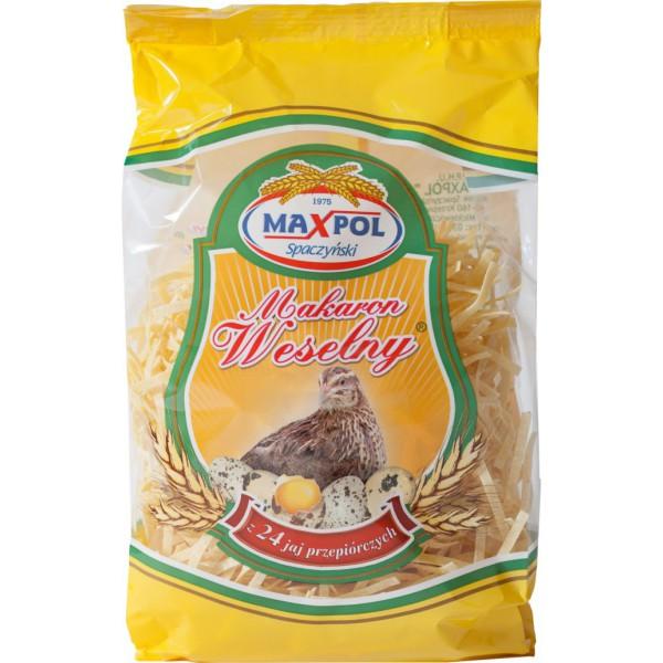 Maxpol Wedding Pasta Ribbon Medium 250g