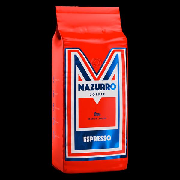 Mazurro Coffee KAWA ESPRESSO 500 g