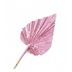 Miła Odmiana Strzałka różowa z brokatem
