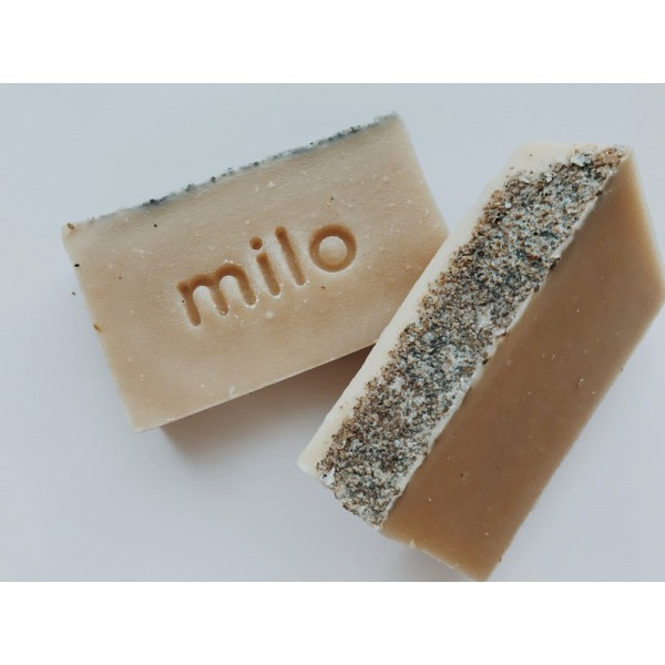 Milo Soap with red clay 95g