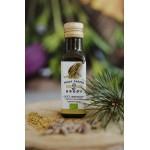 Moja Farma Urody BIO APPLE VINEGAR with pine buds and bee pollen 100ml