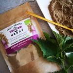 Moja Farma Urody BIO GROUND MILK with herbs full of silicon 100g