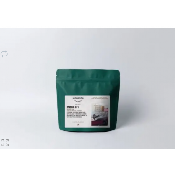 MOMENTO COFFEE ROASTERY Kawa Etiopia Nº1, Anasora/ ŚREDNIO MIELONA 1kg