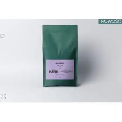 MOMENTO COFFEE ROASTERY Coffee Player Espresso, Brazil & Ethiopia Blend / COARSE GROUND 250g