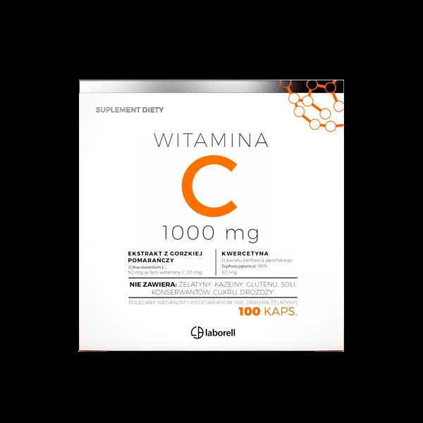myLaborell WITAMINA C 1000 mg 100 kaps.