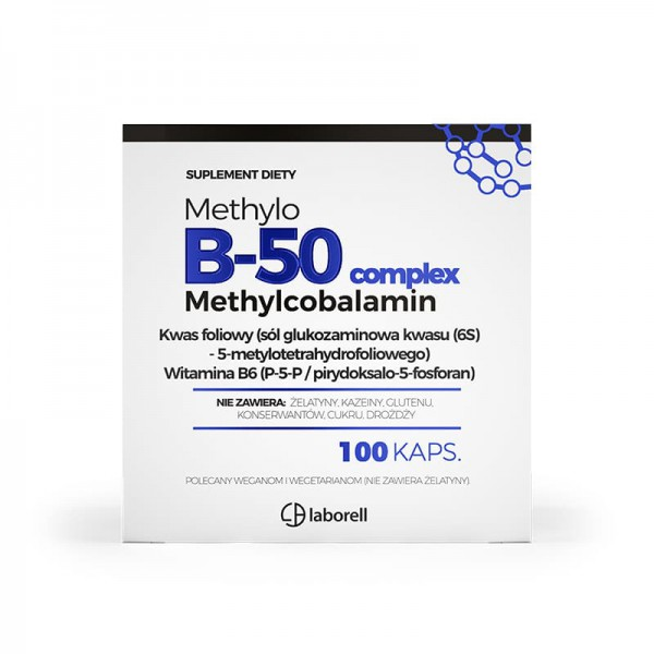 myLaborell B-50 COMPLEX 100 kaps.