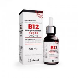 myLaborell WITAMINA B12 FORTE DROPS 30ml