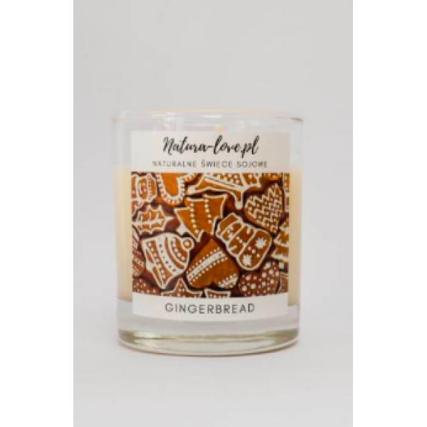 Natura Love Gingerbread - Natural Soy Candle 230ml