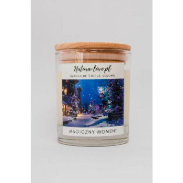 Natura Love Magic Moment - Natural Soy Candle 230ml