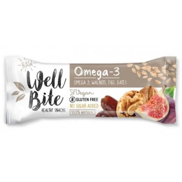 Oho Natura Baton Well Bite Omega-3 30g