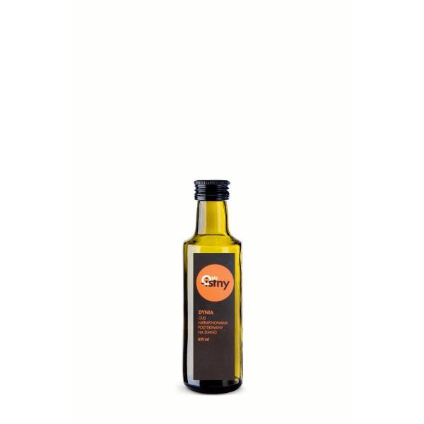 Olej-Istny Olej z pestek dyni 100 ml