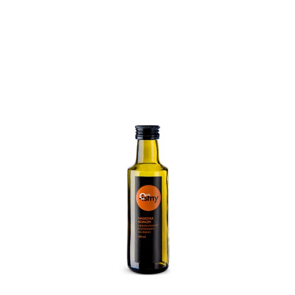 Olej-Istny Olej z nasion konopi 100 ml