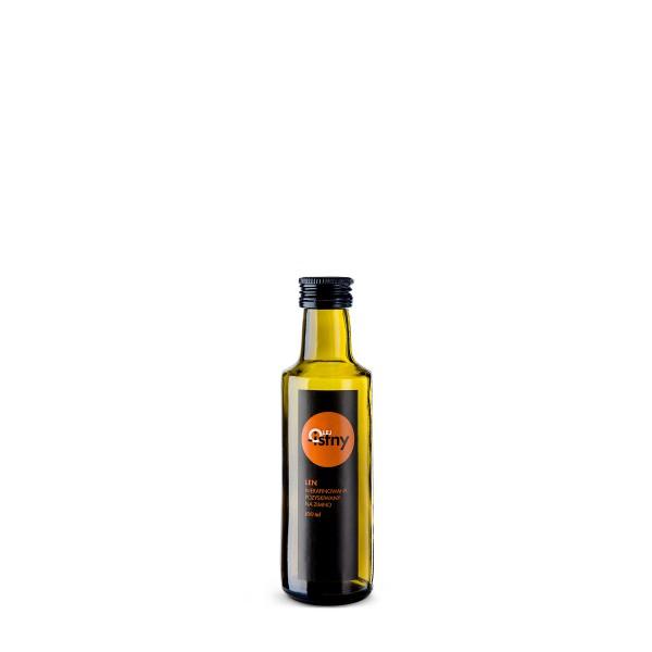 Olej-Istny Olej lniany 100 ml