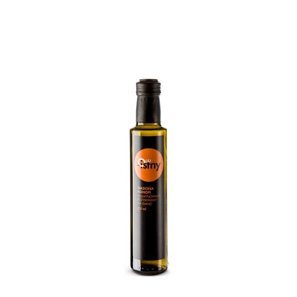 Olej-Istny Olej z nasion konopi 250 ml