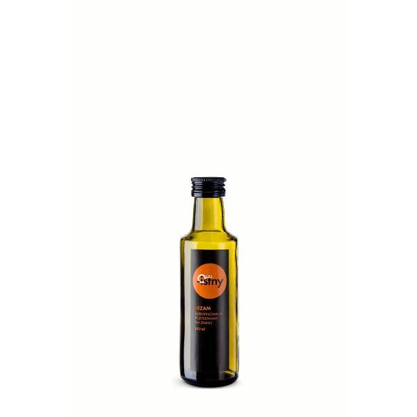 Olej-Istny Olej Sezamowy 100 ml