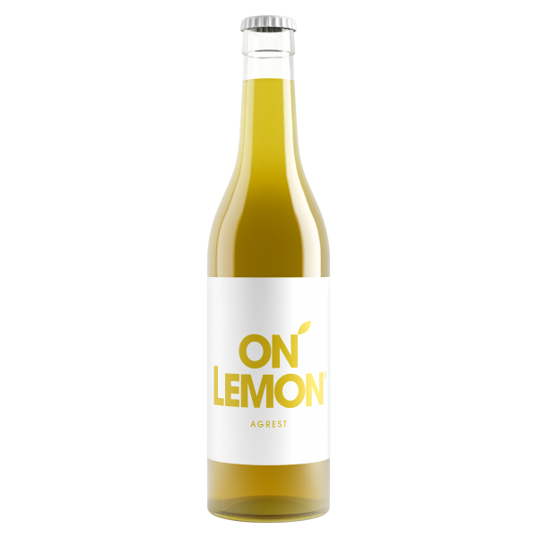 ON Lemon Lemoniada owocowa - Agrest 12 szt.