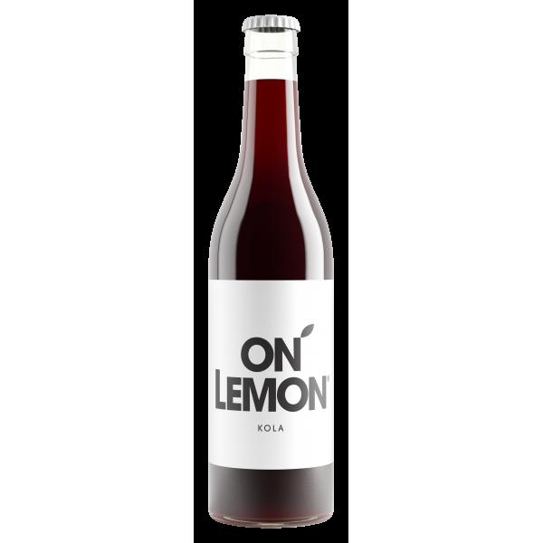 ON Lemon Lemoniada owocowa - Kola 12 szt.