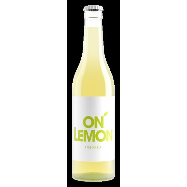 ON Lemon Lemoniada owocowa - Limonka 12 szt.