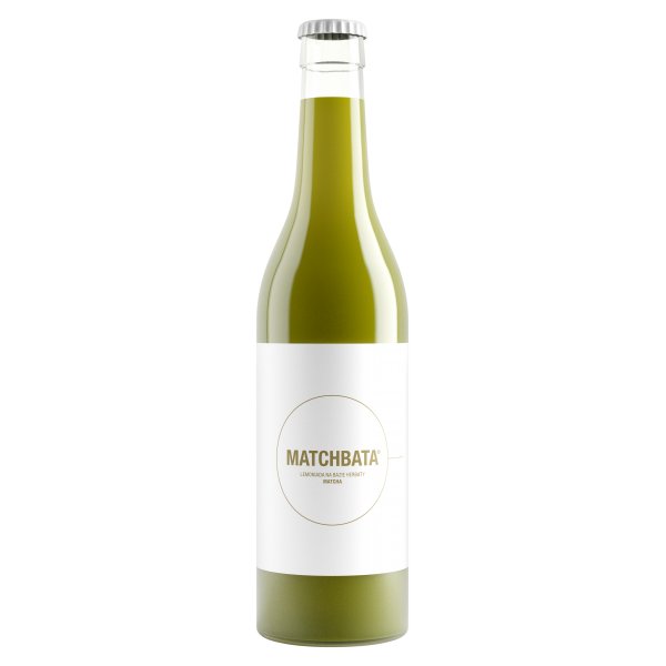 ON Lemon Lemoniada herbaciana - Matchbata 12