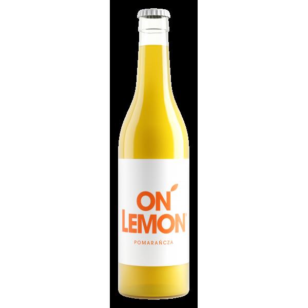 ON Lemon Lemoniada owocowa - Pomarańcza
