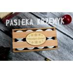 Pasieka Krzemyk Zestaw smakosza (8 x 50g)