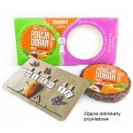 Porcja Dobra 3 x Dwupak owocowo-orzechowych krążków (MIX 3 x 2 szt.)