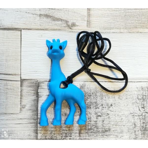 Przytulaki Silikonowy gryzak dla dziecka, Gryzak Żyrafka