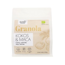 Pure&Sweet BIO Granola Kokos&Maca